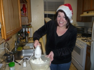 This was taken approximately 2.2 seconds before the mixer shorted out.
